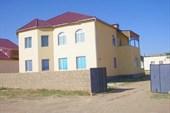 Один из домов `новых казахов`.