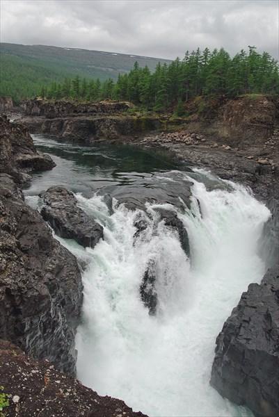 Второй водопад Хонна-Макита