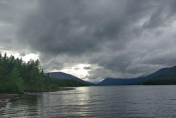 Озеро Манумакли - исток Иркингды