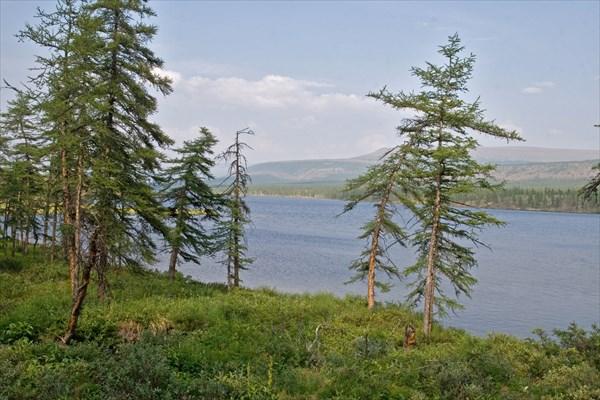 Озеро Мономакли