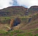 Микроводопады на склоне долины Геологической