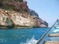 по дороге в бухту Shuab