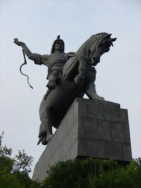 Г.Уфа.памятник Салавату Юлаеву