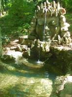 Источник у Воронцовской пещеры