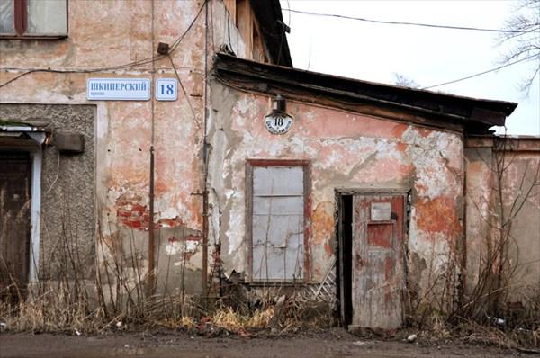 Дебри Васильевского острова