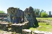 Крепость Гонио, остатки здания