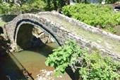 Арочный мост царицы Тамары в Махо