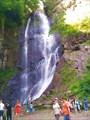 Водопад в Махунцети