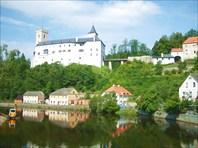 Розенберг-Замок Рожмберк-над-Влтавоу