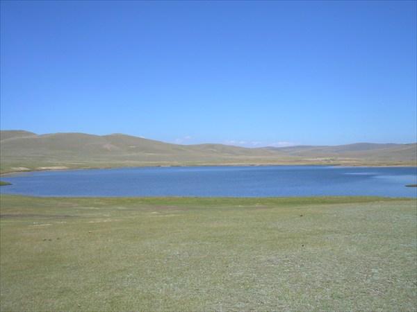 DSCN4054. Вид на оз. Ак-Холь.