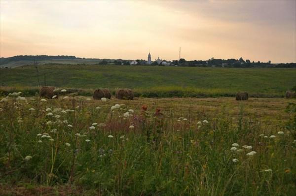 Вид на Городище