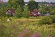 Деревня Луговая