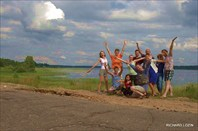 Проникнуться летним ураганом на Селигере!. Автор: Ричард Лозин