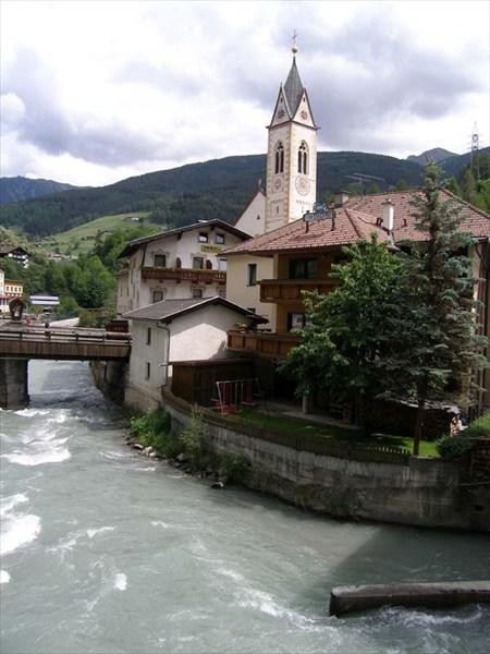 Симпатичный австрийский городок.
