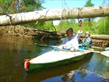 Река Гусь. Май, 2008. Очередные проблемы.