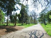 Сад Фицрой Fitsroy Garden