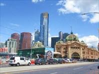 Мельбурн. Золотая миля.