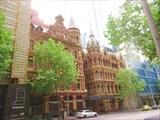 Риальто, комплекс готических зданий 19в.