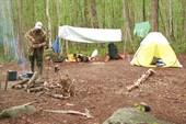 Фото 10. Наш лагерь на Фролихе