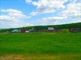 Новохусаино - всего 5 домов