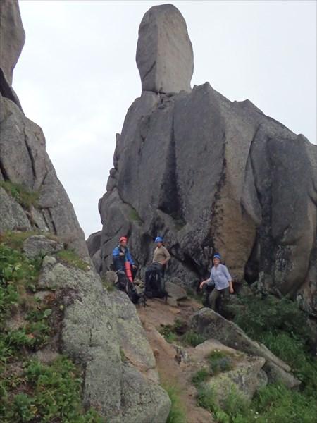 Перевал Тайгыш-2