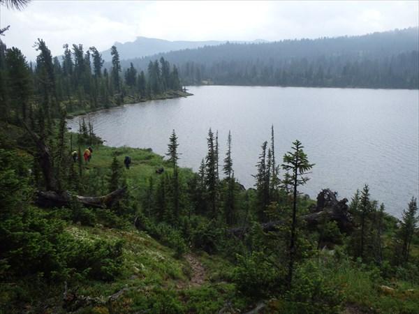 Озеро Большое Буйбинское