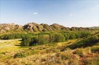 Горы Кызыларай