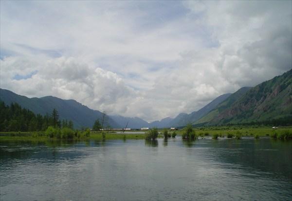 Долина Жомболока.