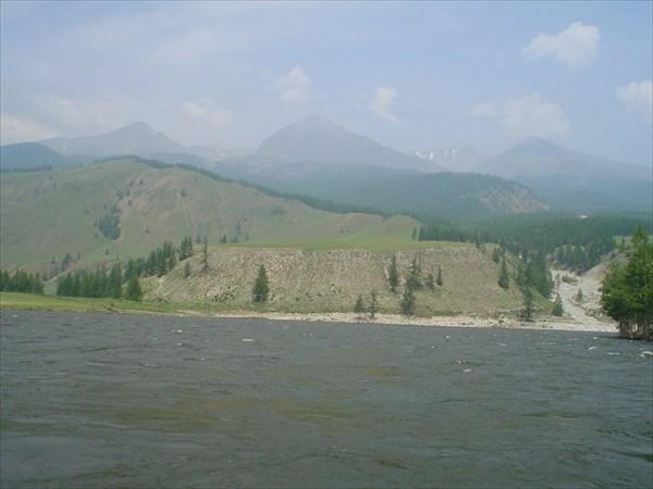 Пейзаж на Оке.