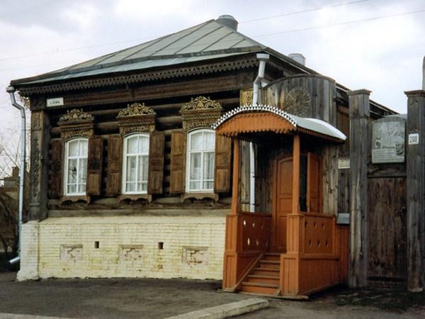 Дом - музей К.С.Петрова - Водкина.