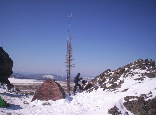 Радиоэкспедиция на Семинском хребте