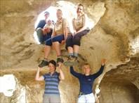 Пещерные города Ялтинская спелеосекция