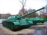 Экспозиция военной техники