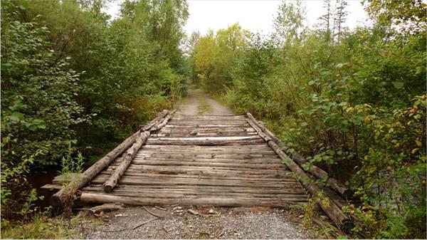 Нано-мост...