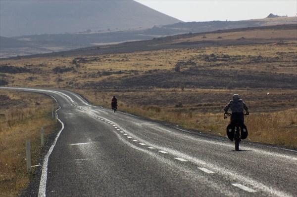 Дорога в Деринкую
