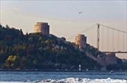Крепость Rumeli Hisar?