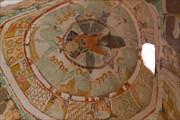 Росписи в скальных церквях долины Ихлара