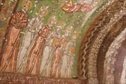 Росписи в скальных церквях