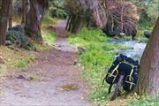 Тропа вдоль реки Мелендиз в долине Ихлара