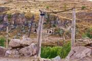 Прощальный взгляд на долину Ихлара