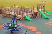 Городская детская площадка Окленда
