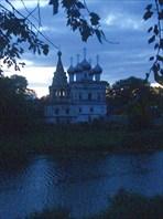 Церковь Иоанна Златоуста-город Вологда