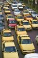 большинство машин в Дамаске - такси