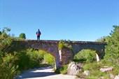 Сохранившийся акведук