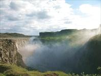 Водопад Детифосс (Dettifoss)