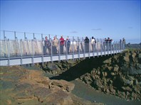На мосту между Европой и Америкой