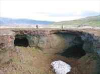 Лавовые пещеры