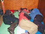 Досыпаем на автовокзале Твери