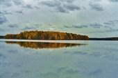 Озеро Еловое.