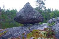Карельский пробег 2009 вокруг озёр Куйто. Автор: Михаил Афанасен
